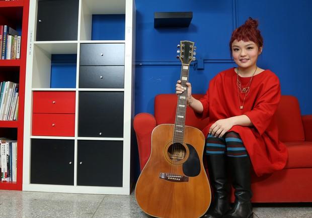 從護理師到歌手,徐佳瑩成就的不凡之路