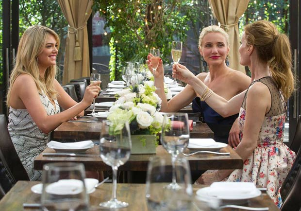 《婦仇者聯盟》三姝好感情 戲外變好姐妹 相偕造訪歐洲宣傳