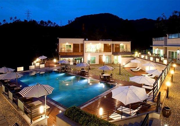 忘不了的高檔民宿!韓國五星級度假別墅體驗