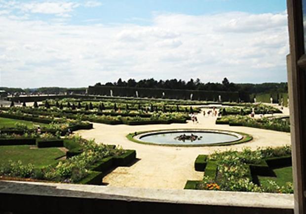 絢麗繁華的凡爾賽宮