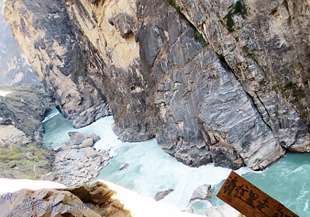感受大自然的鬼斧神工!走一趟中國最深的峽谷之一:虎跳峽