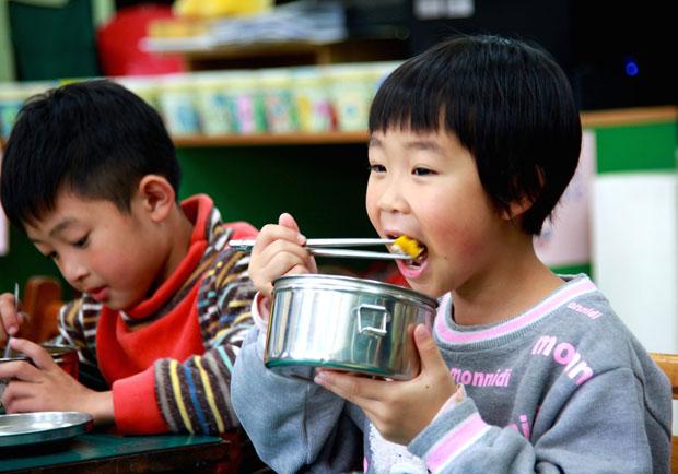 食安不靠政府靠民間 台灣好基金會推動「神農計劃」