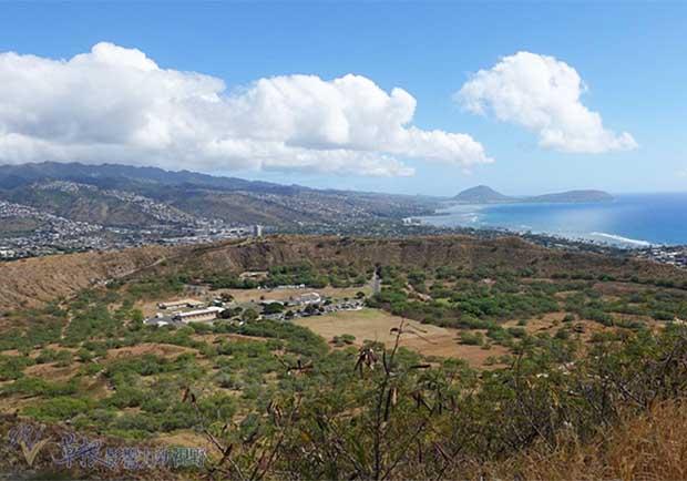 一眼飽覽自然美景!夏威夷歐胡島跑透透
