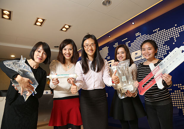 一間友善女性的企業,讓職業婦女能安心工作