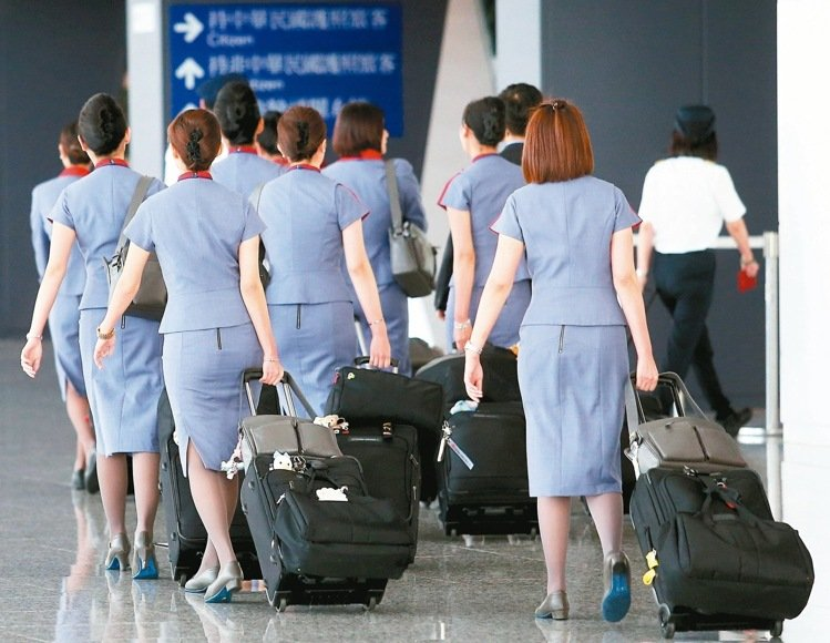 華航空服員首次取得罷工權 揚言在暑假行使