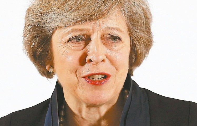 英國第2位「鐵娘子」誕生 股匯雙漲賀梅伊