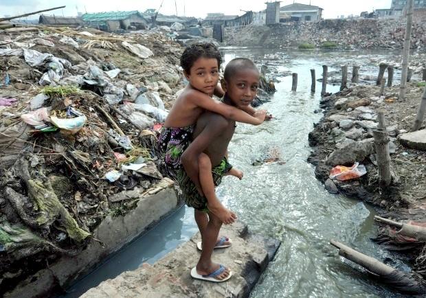 環境悲歌:用20張照片看人類對地球的侵害