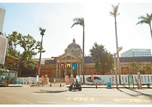 舊台南地院整修13年 百年風華重現