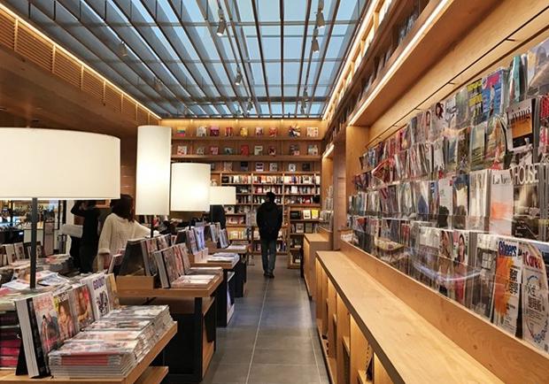 只讀不買的閱讀潮流 台北的這些潮書店