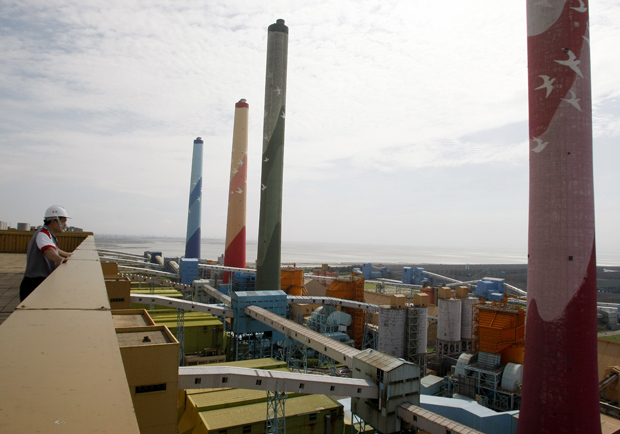 台灣制度未定 碳交易還起不來