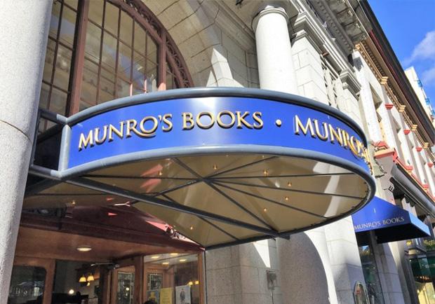 愛雖逝,書香長流。我在全加拿大最美的孟若書店