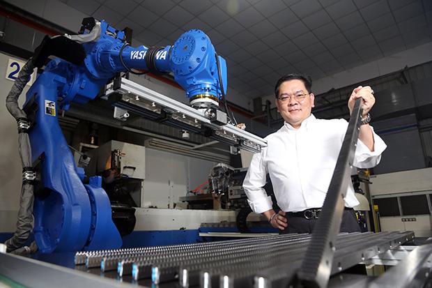 智慧機械帶動技術服務 力拚整廠整線輸出