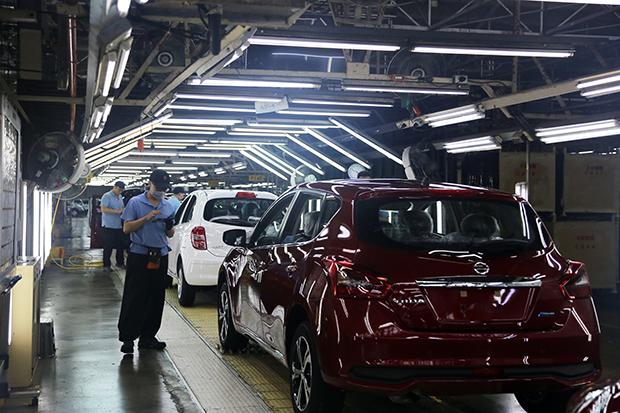 多品牌、多車種混線生產 大幅降低生產成本