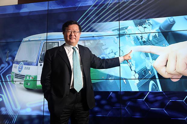 整合物聯網優勢 打造車聯網行動辦公室