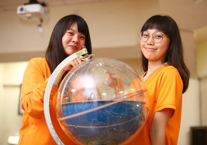 「地球不平靜」地理課 帶學生輕鬆認識中東