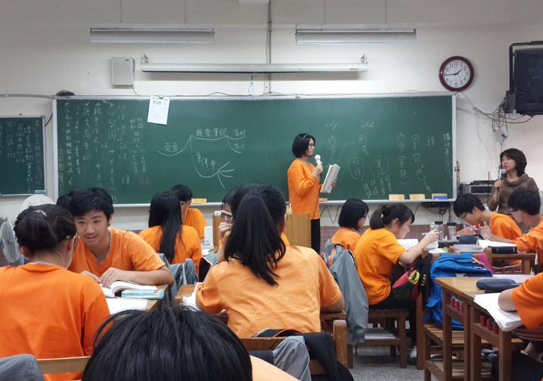 文字、文本、文化三主軸 橫貫12年國教新課綱