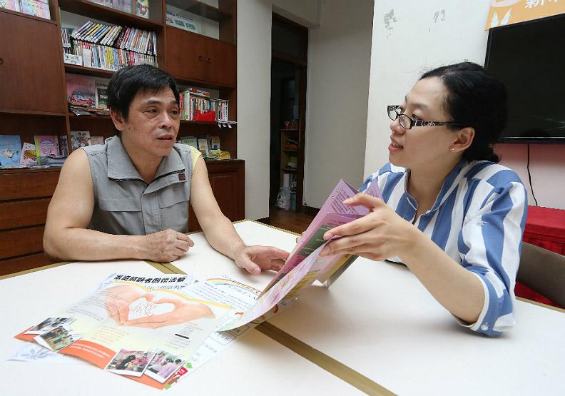 居服員到府接替照顧 每年最高補助21天