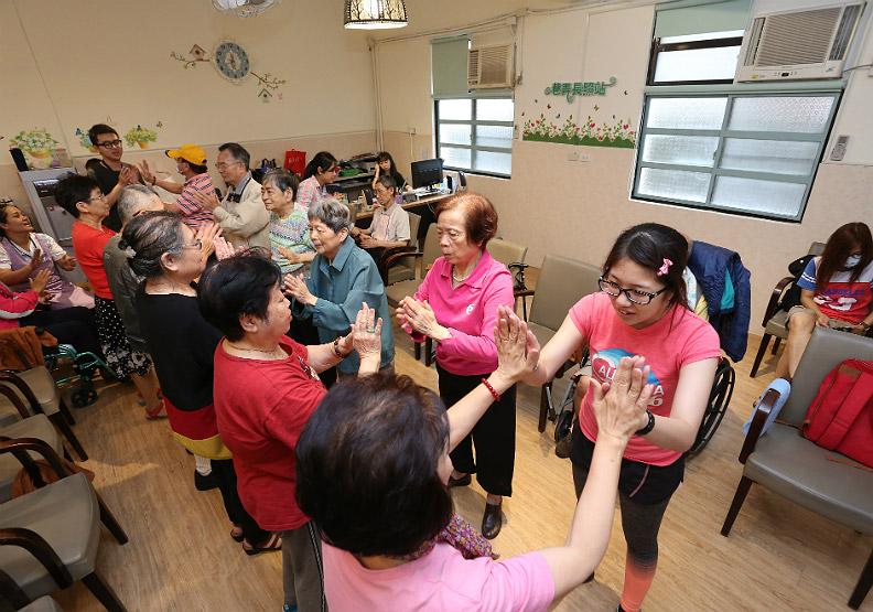 空間大、環境優、人力足  互助終老的好伙伴