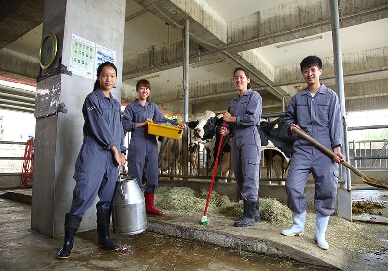深耕農業、攜手產業 百年農校蛻變起飛