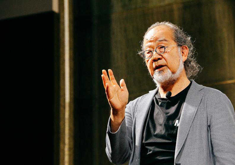 日本醫院榮譽院長鎌田實 「建構幸福退休年代」
