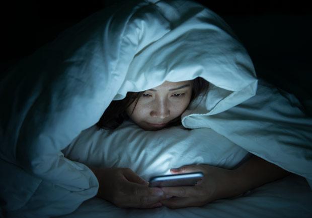 缺乏睡眠讓免疫力低下,甚至造成身體發炎壯大癌細胞