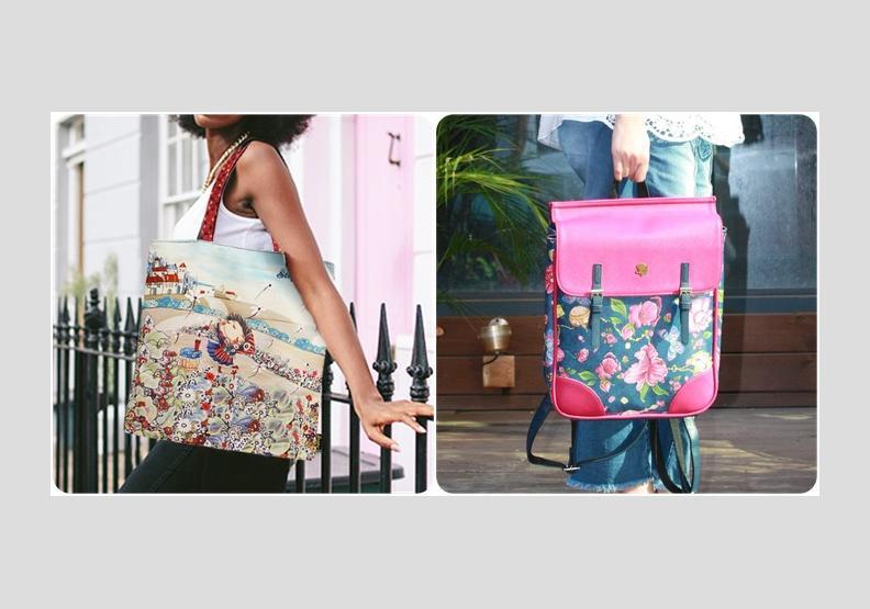 【香港設計師專訪】將小女兒的夢幻世界變為真實!Stephy 的插畫包包品牌