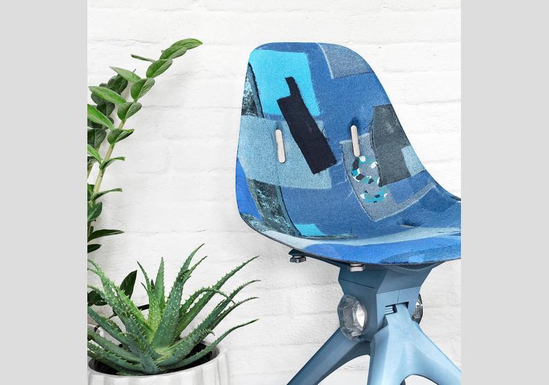 循環經濟新提案! 廢料搖身一變成 漂亮模組化傢俱