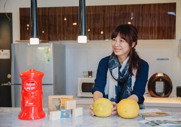 幫助苗栗柚農 滯銷柚變身手工柚皂