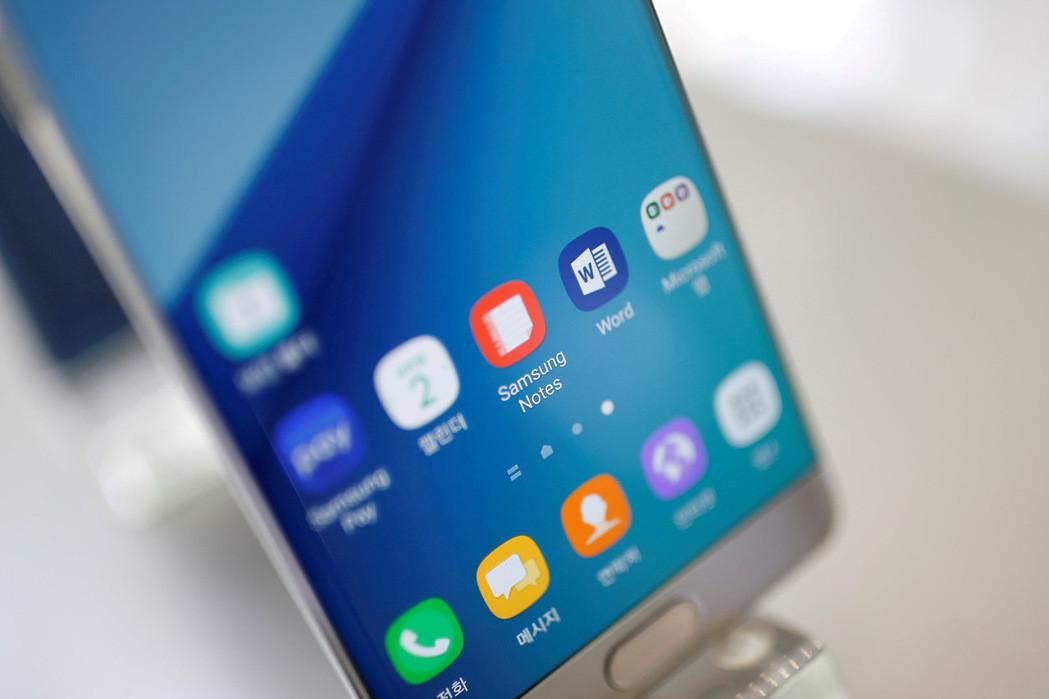 三星:全球停賣、停換、停用Note 7 手機