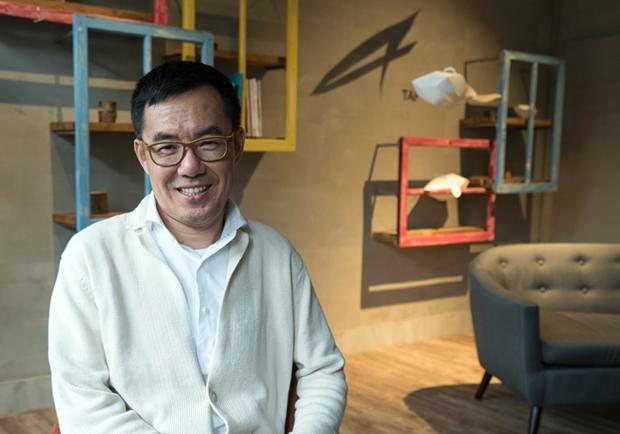 東吳大學社會學系 副教授劉維公:城市想保持競爭力 必須不斷創新