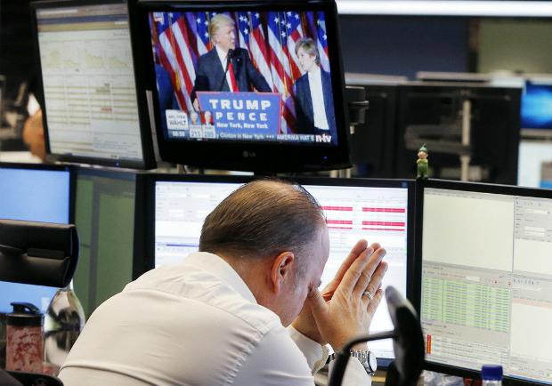 川普當選美股沒垮?為什麼分析師錯得離譜?