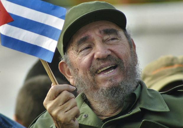 古巴強人卡斯楚 辭世