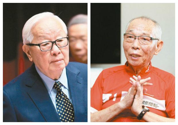 張忠謀、劉金標婉拒出任總統府資政
