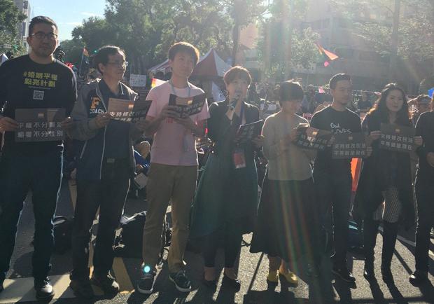 台灣史上首次同性婚法逐條審查!挺同反同對峙