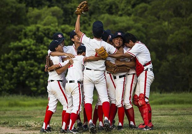 輸贏就在半步之間 《點五步》點燃你我棒球魂!