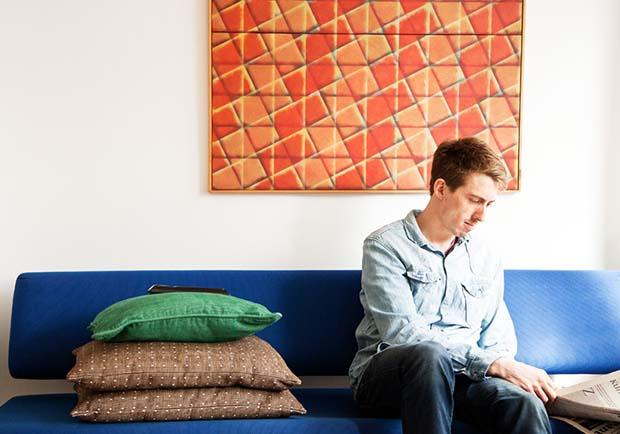 設計師的家就是這麼極簡!來看看荷蘭的文青公寓