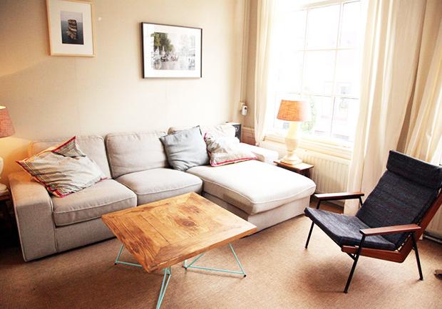 住進充滿歷史的百歲老屋,用巧思讓古典也能變成時尚家居