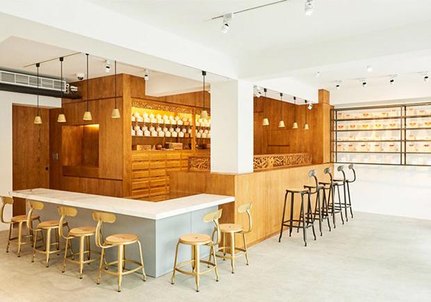 你確定這是中醫診所而不是咖啡廳?30年草藥味昇華設計大翻新