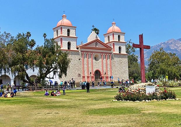 上帝賜給旅人的歇腳處!加州聖塔芭芭拉傳道所