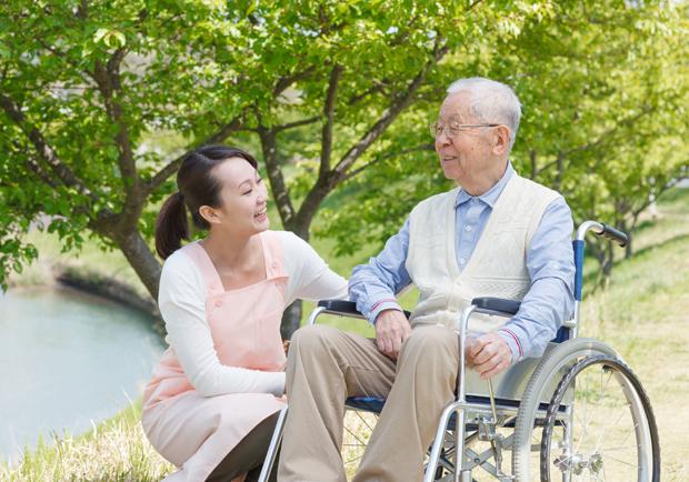 專業照護長輩,讓家人安心工作