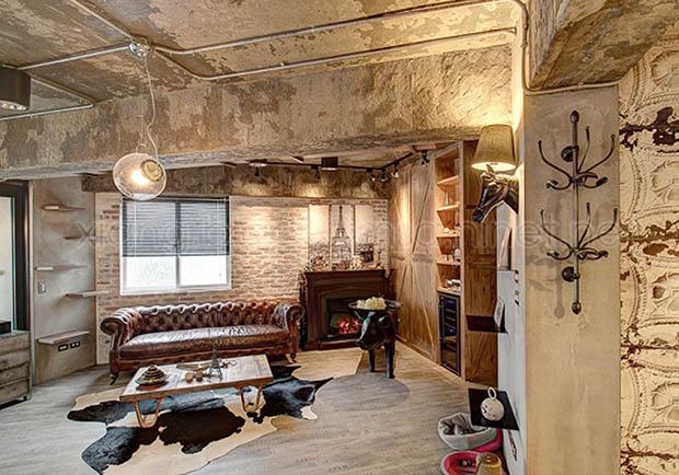 電影場景般的室內設計!來看看錢人豪導演的居家風格