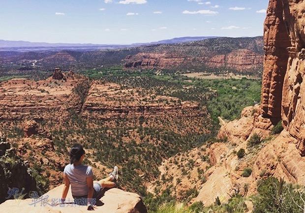 上帝創造的風景!亞利桑那州的紅岩殿堂