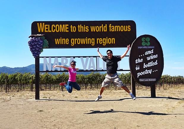 又到收割的季節!造訪納帕酒莊,品嚐世界級冠軍紅酒