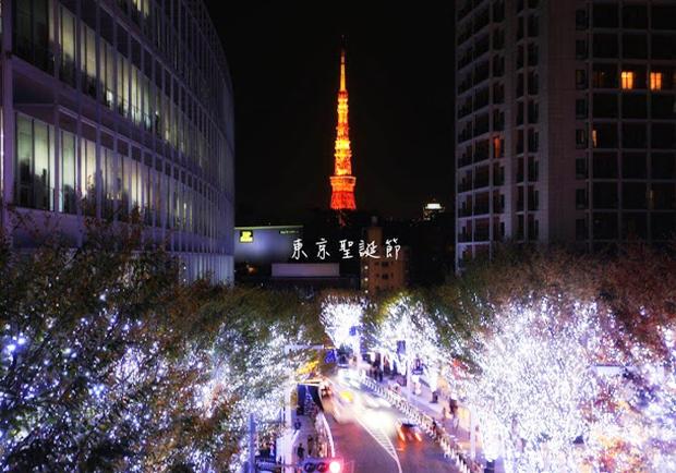 不可錯過的絕美景點!來東京,感受夢幻聖誕氣息