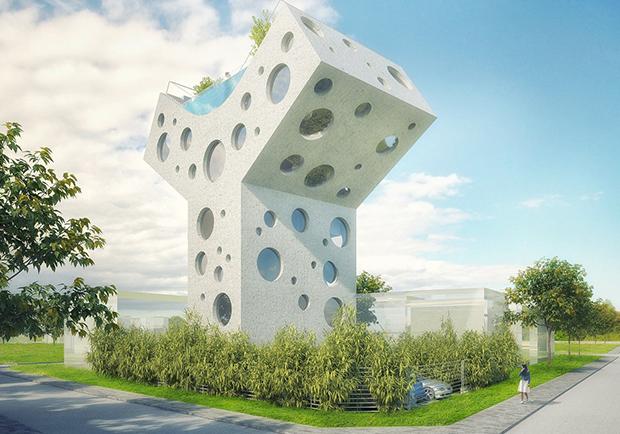 Y型未來建築將降臨府城!繼改造海安路後設計團隊於台南新作