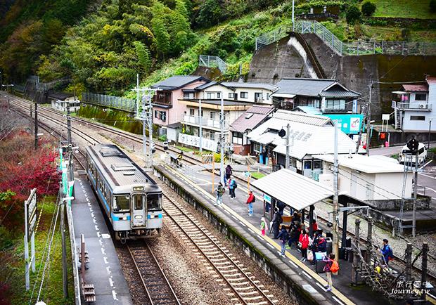 前進日本三大秘境!來「大步危峽」欣賞動人的峽谷風貌