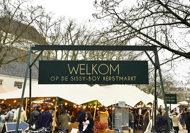 荷蘭人如何歡度聖誕?來逛時尚市集就對了!