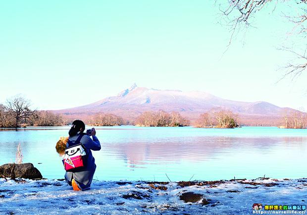 北海道大沼國定公園散策.凝望湖面我找到了心靈上寧靜!