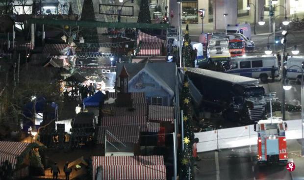 柏林恐怖攻擊震驚國際   各國紛加強保安