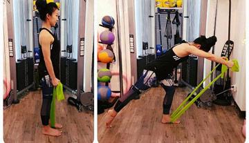 5 個運動,讓你的腹部臀部變得精實美麗